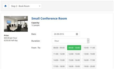 meeting room booking software free meeting room booking system room scheduling software phpjabbers