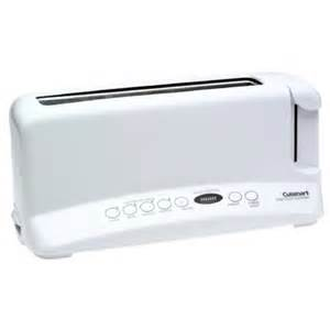 Cuisinart Toaster White Factory Reconditioned Cuisinart Cpt 60fr Custom Control