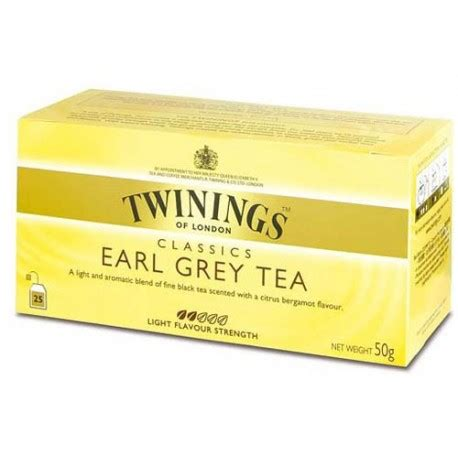 Twinings Earl Grey Tea twinings earl grey tea 25x2g from supermart ae