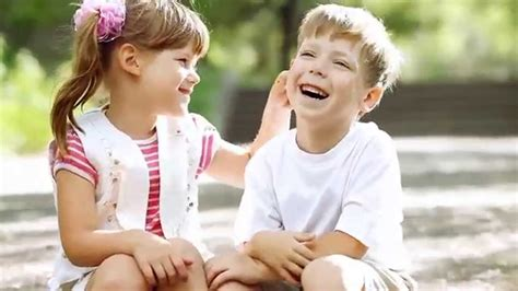 imagenes alegres en hd fondos ni 241 os felices en el parque al aire libre full hd