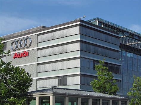 Audi Hauptsitz Deutschland bayern lese audi