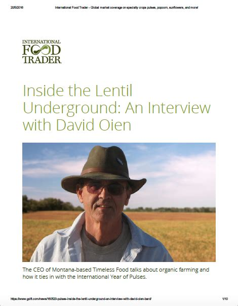 lentil underground renegade farmers and the future of food in america books timeless food presspress timeless food