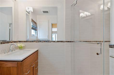 White Bathroom Tile Ideas by Bathroom Tile Border Ideas Information