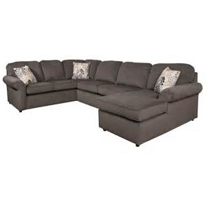 6 Seat Sectional Malibu 5 6 Seat Right Side Chaise Sectional Sofa