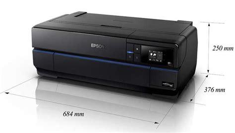 Printer Size A3 epson surecolor sc p800 printer review
