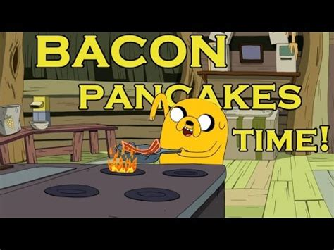 bacon pancakes song remix what time is it bacon pancakes time remix