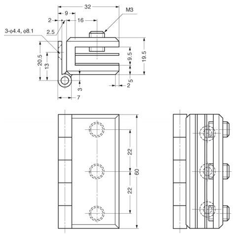 Kitchen Cabinet Hinges by Xl Gh01 600 Glass Door Hinge Alema Hardware