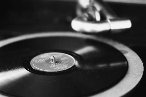 imagenes vintage en negro fondo de pantalla de disco vinilo antiguo vintage en