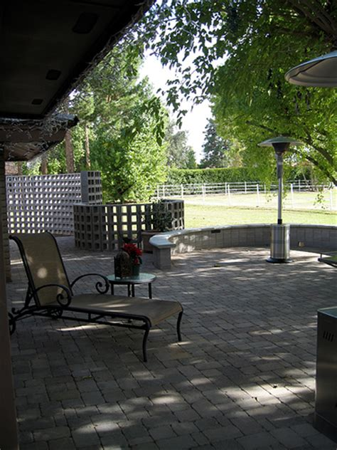 average cost of paver patio average cost of installing a paver patio
