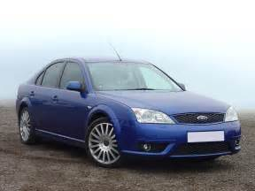 Blue Ford File Ford Mondeo St220 Blue Jpg