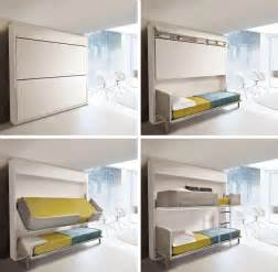 Bed For Small Space by Small Spaces Urban Lollisoft Murphy Bunk Beds Hiconsumption