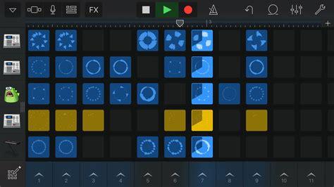 garageband for ios 音楽制作ができるiosアプリ garageband がエレクトロミュージック機能 live loops を追加