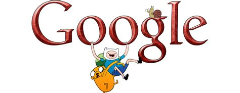 Adventure Time Google Logo 1 ( installation guide) by