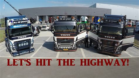 volvo otr volvo fh4 de groot brothers otr youtube