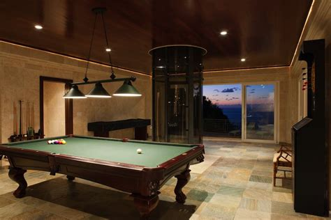pool room decor billiards room interior design ideas