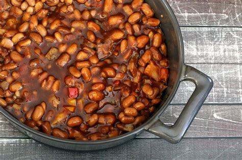 country style pinto beans country baked pinto beans recipe