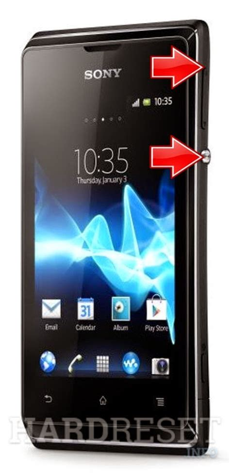 format factory reset format sony xperia e c1505 hard reset method gsmfixer