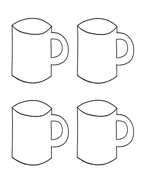 mug template for printing pictures to pin on pinterest