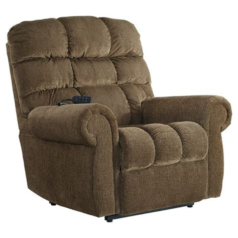 ashley furniture power recliners ernestine power lift recliner ashley furniture ebay