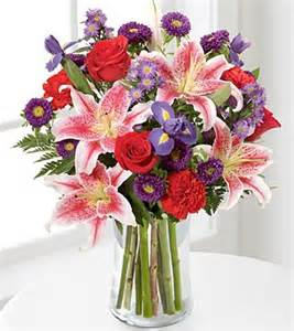 Ftd flowers stunning beauty flower bouquet flowers for people