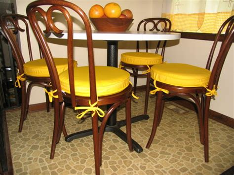 Kitchen Cushions Custom Banquette Chair Add Trendy With Custom Dining Room Chair Cushions