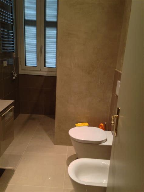 bagno piastrellato bagno con stucco veneziano minimis co