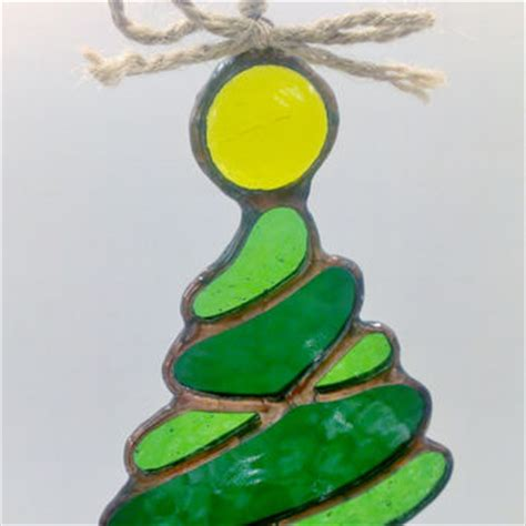 best stained glass christmas ornaments products on wanelo