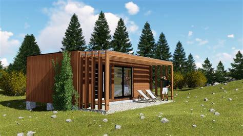 Prefabricated House holiday and mobile houses monta ne hi e rihter d o o
