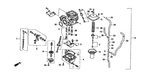 honda rebel 250 parts diagram honda rebel cmx250c wiring diagram honda xr650l wiring
