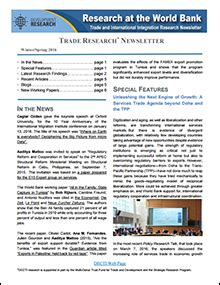 Bank Newsletter Research And Outlook Newsletters