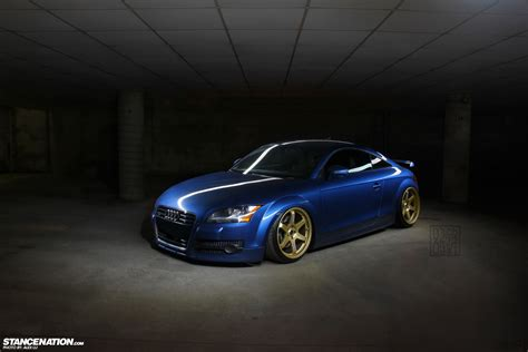 slammed audi the audi tt forum view topic stance nation feature on