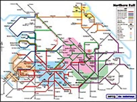netherlands rail network map news uk rail network set for major change