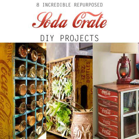 Spice Rack Diy Projects The Cottage Market 8 Repurposed Soda Crate Diy Projects The Cottage Market