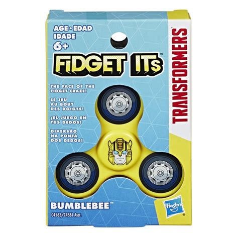 Fidget Spinner Bumble Ber Spinner Bumble Ber upcoming official transformers fidget spinners transformers news tfw2005