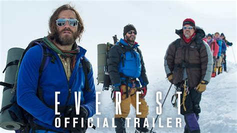 film everest hd streaming everest official trailer hd youtube