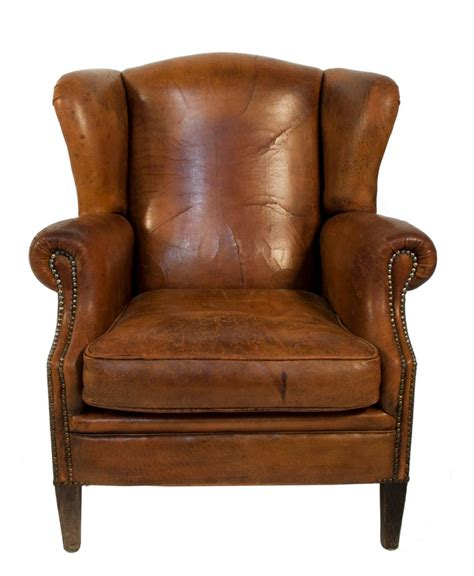 comfortable leather chairs awesome ideas 9 chic wingback
