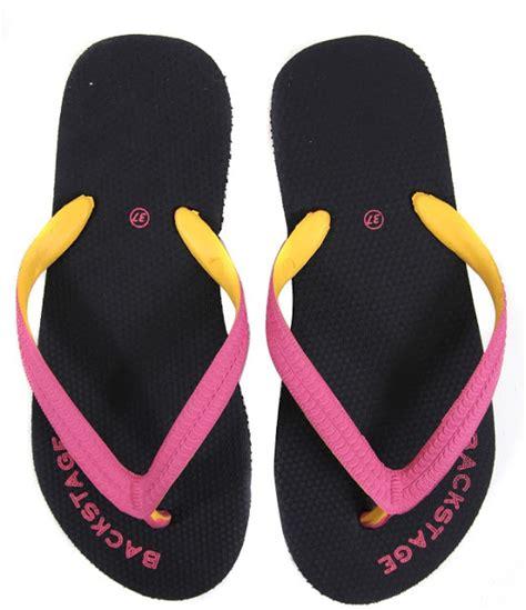 sri lanka slippers sri lanka flip flops backstage black rubber slippers