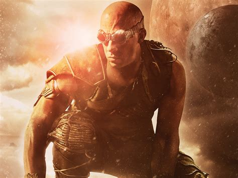 film terbaik vin diesel vin diesel film movie stills riddick wallpaper
