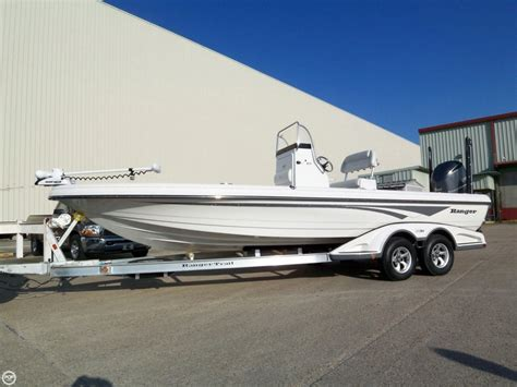 2014 used ranger boats 2410 bay center console fishing - Ranger Boats Center Console