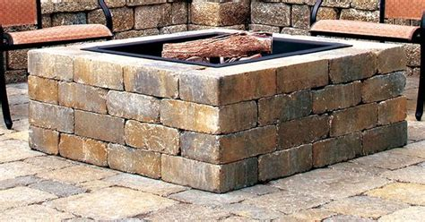 belgard pit kits brick pit kits by weston