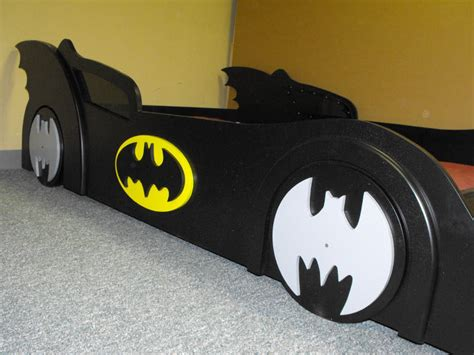 batman toddler bed frame kids bed design white and yellow batman kids bed also