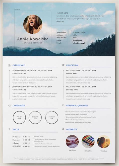 resume good example a good resume example a good looking resume