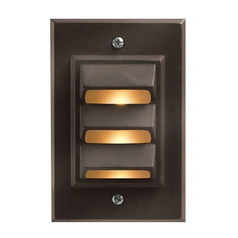 volt low voltage lighting reviews hton bay 12 volt low voltage black led square deck