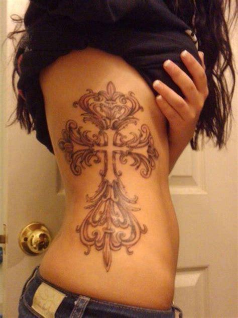 cross tattoo on ribs tumblr 20 best ideas about cross rib tattoos on pinterest
