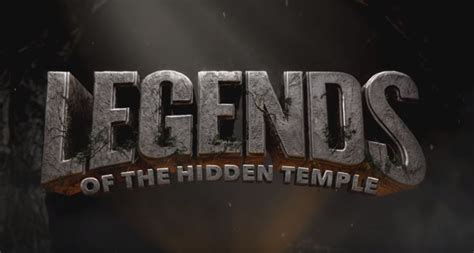 hidden themes in film video legends of the hidden temple movie trailer released