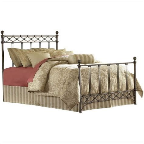 metal poster bed fashion argyle metal poster copper chrome bed ebay