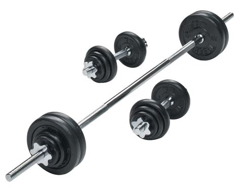 Barbell Dumbell Cast Dumbells Set 25kg 50kg Best Uk Prices