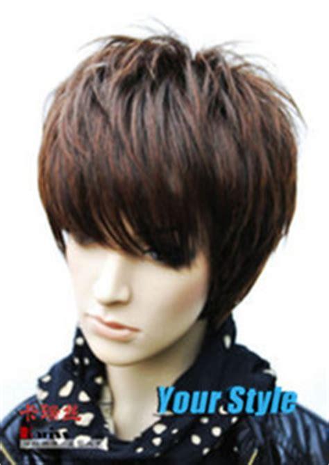 short boy cut wigs natural wigs sale good synthetic short boy pixie cut wigs hairstyles koreans