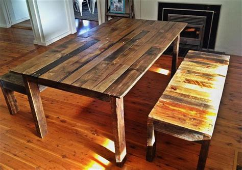 kitchen table idea pallet kitchen table ideas pallet idea