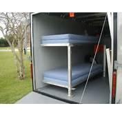 Enclosed Cargo Trailer Camper Conversion